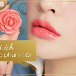 6 Lợi ích sau khi phun môi phái đẹp nên biết